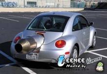 Beetle ใส่เครื่องเจ็ต