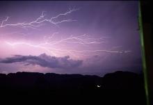 TUNDER Lightning สายฟ้าแลบ