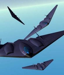 เครื่องบินจารกรรม ในอนาคต
