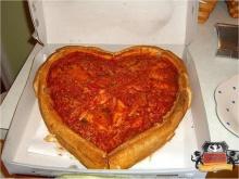 Pizza in love (saki)