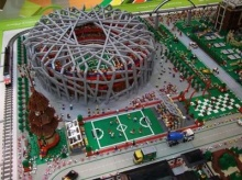 Olympic 2008\'s Lego