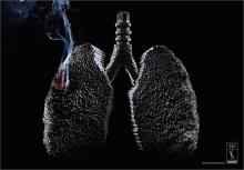 รณรงค์ต่อต้านการสูบบุหรี่