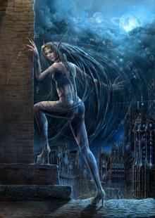 Dark art of Irulana.. คุณชอบไหม?