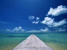 Beach Vacation in Okinawa Japan