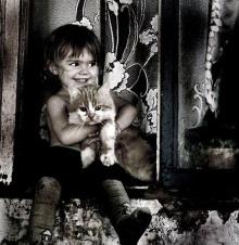 เด็ก เด็ก กับ สัตว์เลี้ยง