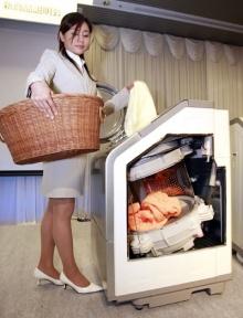 เครื่องซักผ้า....ปั่นเร็วที่สุดในโลก!?