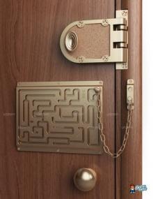 สุดยอดตัวล๊อคประตู