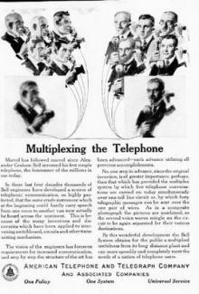 โฆษณาโทรศัพท์ ในอดีต