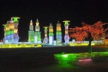 Harbin Ice and Snow World 2007 ที่กรุงปักกิ่ง(2)