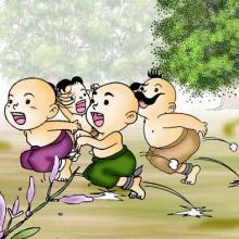 การละเล่นเด็กไทยสมัยก่อน ^__^