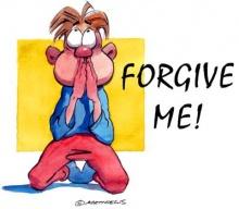Forgive me !!
