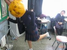 มนุษย์ส้มแป้น [=^w^=]