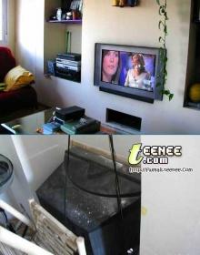 แปลงทีวีเก่าเป็นทีวีจอแบนไม่ยาก
