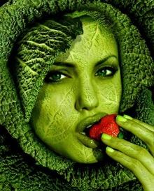 มนุษย์..ผักผลไม้..