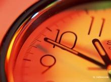 เวลา...ไม่เคยคอยใคร