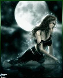 หลากอารมณ์เหงากับสาวพระจันทร์