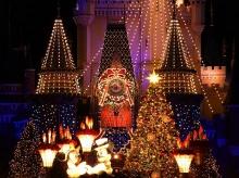 สีสัน...วันคริสต์มาส @ Tokyo Disneyland