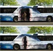 ไอเดีย เจ๋ง ๆ กับรถบัส