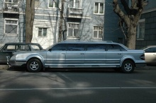 A Limo From Ukraine