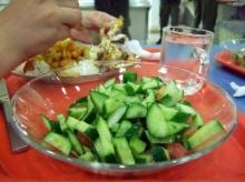 มาดู มาดู อาหารในกองทัพของอิสราเอล