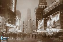 New York อดีตและปัจจุบัน
