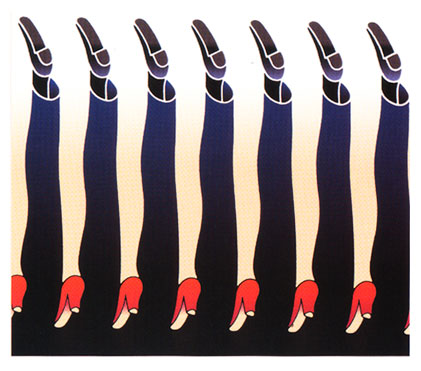 ดูดีๆมีขาผู้ชายกี่ขา ขาผู้หญิงกี่ขา