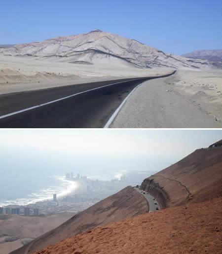 3: Ruta 5: Arica to Iquique Road (Chile)