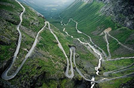8: Trollstigen (Norway)