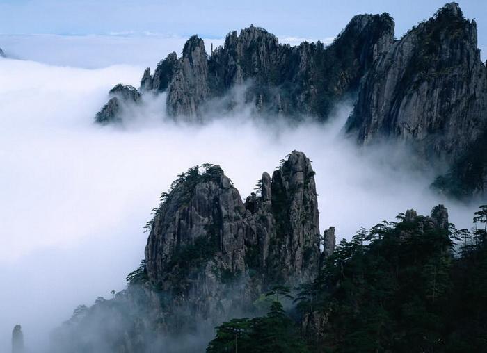 เทือกเขาหวงซาน