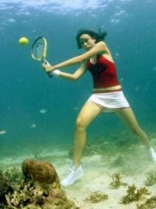***กีฬาใต้น้ำ***