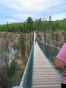 สะพานข้ามเหว แกรนแคนยอน