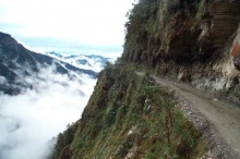 The North Yungas Road, Bolivia(2)