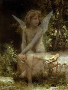 ภาพวิญญาณในภาพวาด