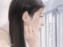 ภาพวาด..สาวจีน น่ารัก น่ารัก