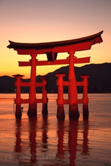 Temple and Shrine of Japan
