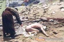 พิธีศพทิเบต