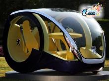 ว้าว..! เจ๋งจริง รถเปอร์โยสุดไฮเทค
