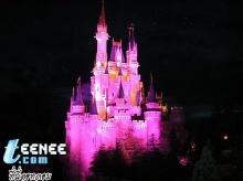 ปราสาท ของ Cinderella สวยมากจ้า