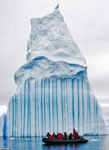 Ice-bergs